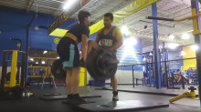 Man Assaults Deadlifter Mid-Rep, Gets Rightfully Banned From Gym