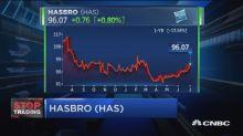 Cramer's Stop Trading: Hasbro making its move