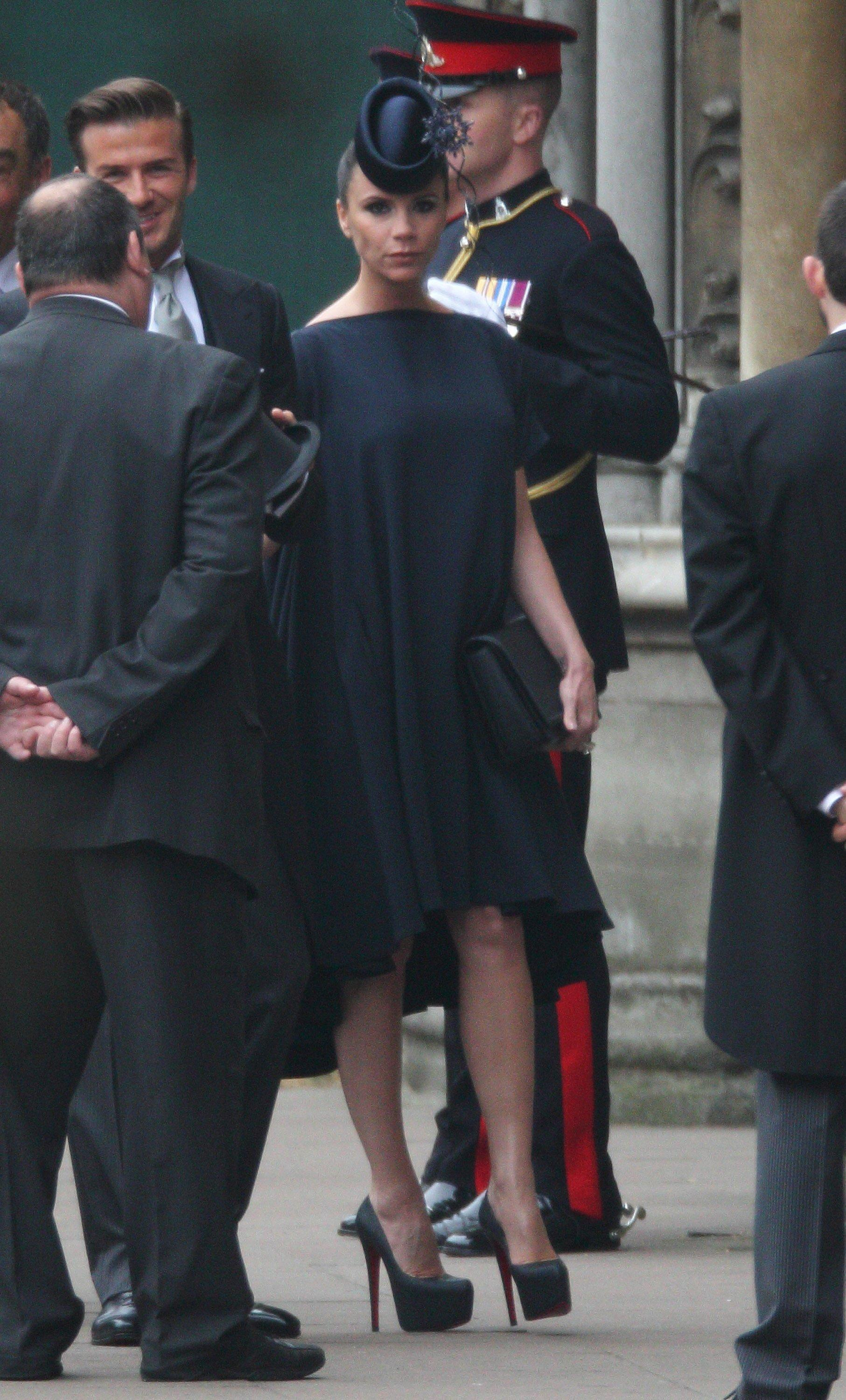Victoria Beckham S Royal Wedding Guest Outfits Follow This 1 Simple Rule
