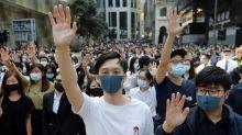 Highlights: Hong Kong paralysed for 5th day, students guard campuses