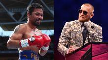 Dana White and Bob Arum shoot down potential Pacquiao-McGregor boxing match