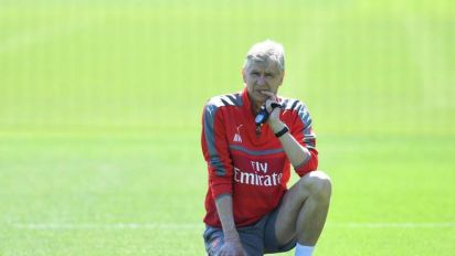 Wenger: I don't keep my winners' medals