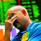 Stocks fall, oil plummets