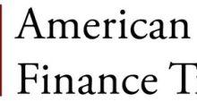 American Finance Trust to Present at Nareit's REITWeek 2019