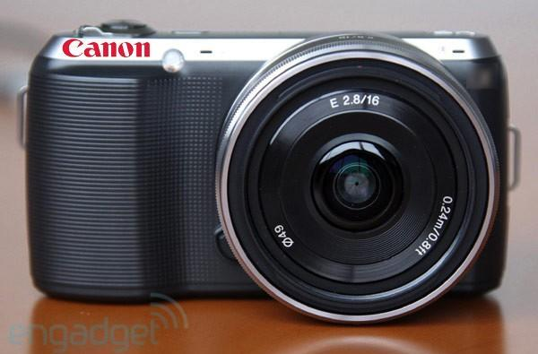 Canon restores camera production in Japan, hints at mirrorless model in 2012