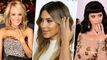 The 50 most expensive celebrity engagement rings ever