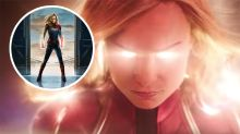 The first Captain Marvel trailer with Brie Larson is finally here