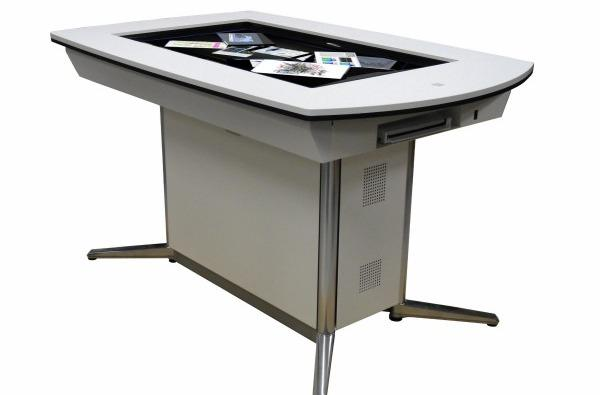 Pioneer's Discussion Table gets a thumping $37,000 price tag, taken for a spin (video)