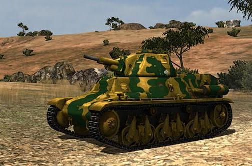 World of Tanks 7.1 update to feature French armor