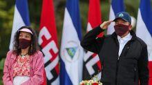 Masked Ortega marks 41st anniversary of Nicaragua revolution