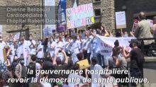 """""""Ségur de la santé"""": les personnels soignants réclament des gestes forts"""