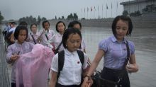 Tears in rain: North Korea marks 'Victory Day'