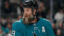 Ex-Bruin Joe Thornton to play in Switzerland while mulling next NHL step