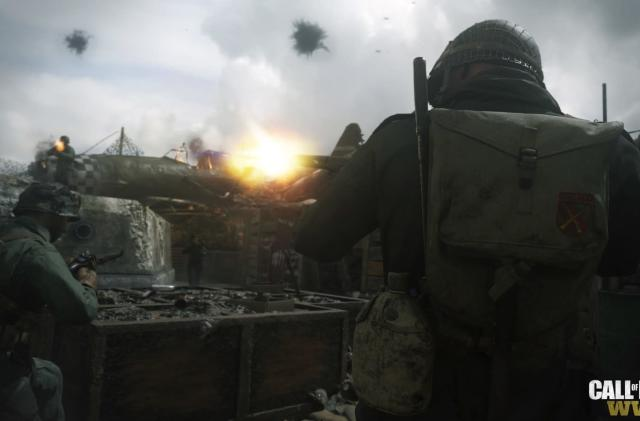 'Call of Duty' goes back to what it does best: historic warfare