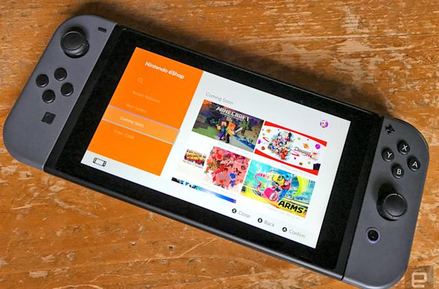 The best Nintendo Switch games