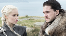 The Tension Is Real: Emilia Clarke Says Dany Has A Crush On Jon Snow