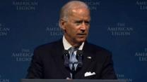 Biden: 'No Doubt' Assad Used Chemical Weapons