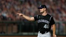 Ranking the Rockies, No. 12: Tyler Kinley