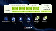 ADVA vereinfacht Netzbetrieb mit Einführung von Ensemble Controller