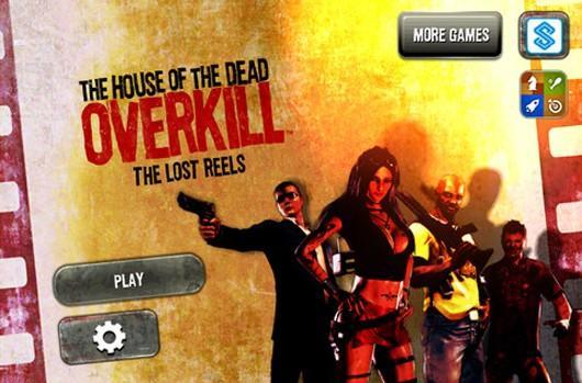House of the Dead: Overkill - The Lost Reels now free-to-play