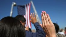 Citizenship agency removes description of US as 'nation of immigrants'