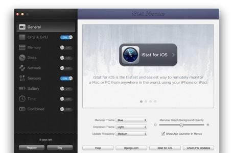 Friday Favorite: How iStat Menus saved my MacBook Pro from burning up
