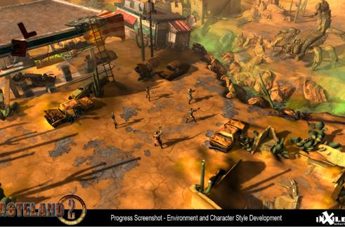 Wasteland 2 delayed to allow for amplified player choice