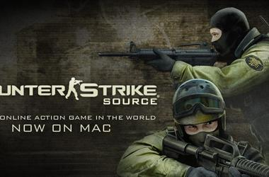 Counter-Strike: Source strikes the Mac, receives update