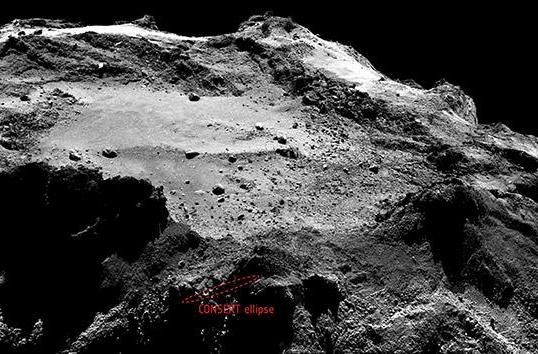 Europe's space agency is still looking for the Philae comet lander