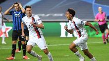 Champions, svanisce il sogno Atalanta: Psg in semifinale