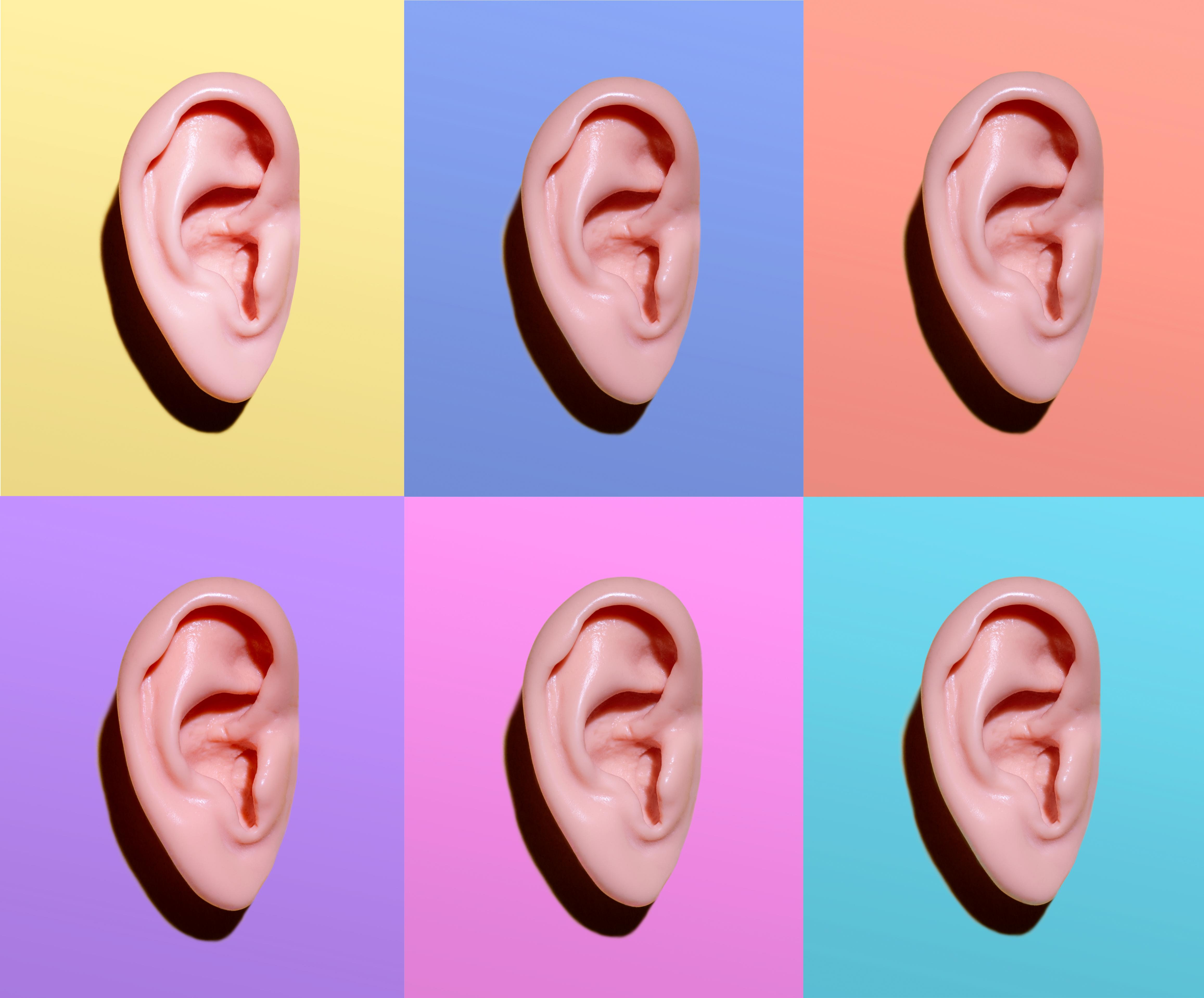 Only some people can make this sound with their ear - are you one of them?