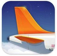 Just Landed is a neat twist on travel apps