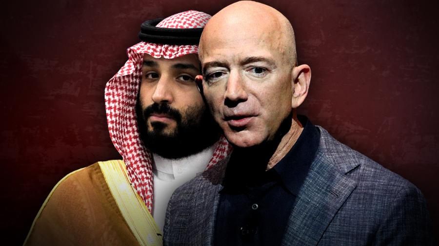 Jeff Bezos's phone hack: A threat to U.S. democracy?
