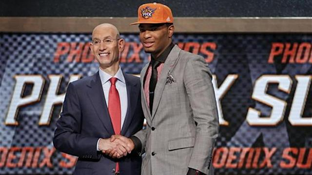 Suns take NC State's Warren with 14th pick