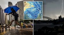 Weather forecast: 'Thunderstorm outbreak' to hit Australia's east coast