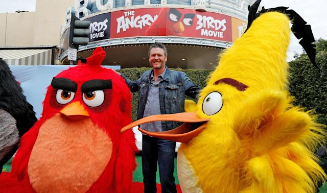 Yes, 'The Angry Birds Movie' will have a sequel