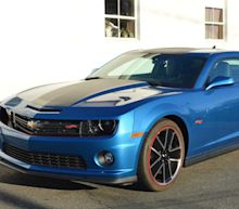 Toy Car for a Grown Up: 2013 Camaro SS Hot Wheels Edition