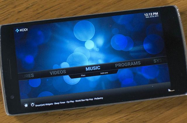 XBMC's Kodi media player officially hits the Play Store
