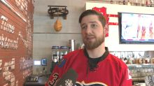 Flames fans pumped for playoff run