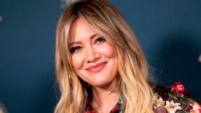 Hilary Duff wears $58 shopper-favourite shorts