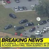2 Children, Teacher Shot at South Carolina Elementary School; Teen in Custody