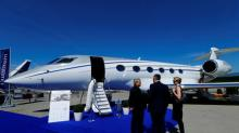 Business jet show kicks off amid optimism over U.S. tax cut-spurred demand