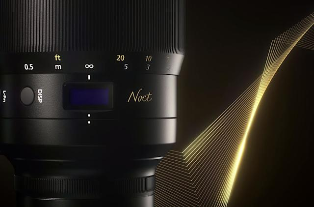 Nikon's 58mm f/0.95 'Z-Noct' lens shows why it created the Z-Mount