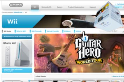 Internet Channel updating next month with WiiSpeak support, tabs, huge buttons