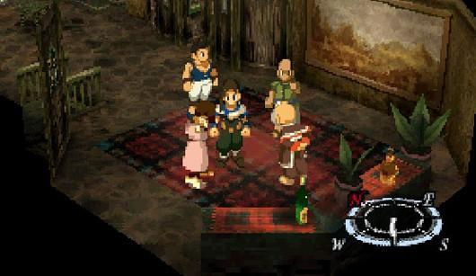 Xenogears mechs its way to PSOne Classics this week