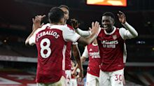 'All love' for Nketiah and Ceballos after winner following Fulham bust-up