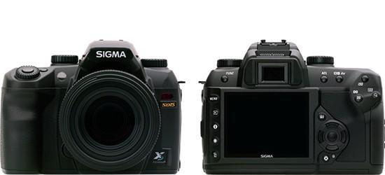 Sigma's SD15 DSLR: an SD14 with improved image processing and little else