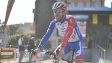 Cyclisme - Route d'Occitanie - Route d'Occitanie: Thibaut Pinot se fait peur en chutant dans le final de la première étape