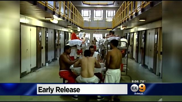 State Corrections Officials Acknowledge Some Prisoners Are Being Released Early To Reduce Overcrowding