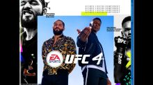 Israel Adesanya, Jorge Masvidal revealed as official cover duo for EA Sports UFC 4